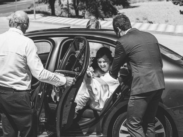 La boda de Miguel y Eva en Cadreita, Navarra 44