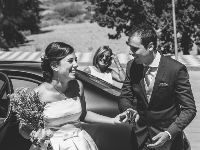 La boda de Miguel y Eva en Cadreita, Navarra 46