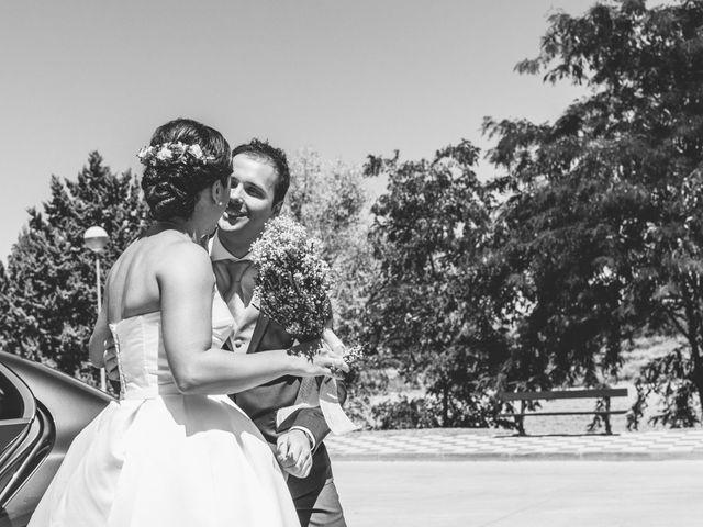 La boda de Miguel y Eva en Cadreita, Navarra 47