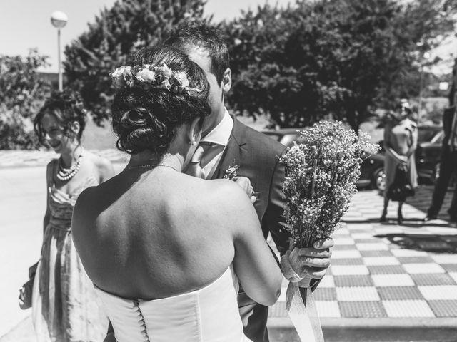 La boda de Miguel y Eva en Cadreita, Navarra 48