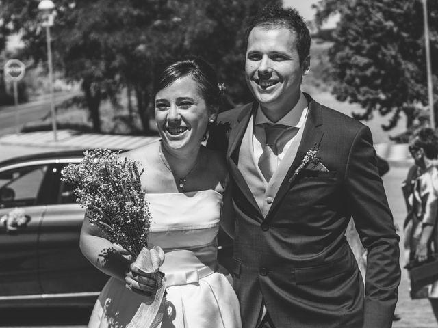 La boda de Miguel y Eva en Cadreita, Navarra 49