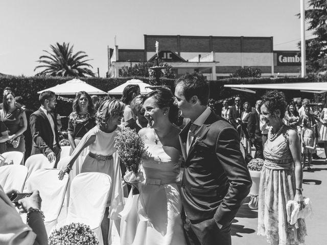 La boda de Miguel y Eva en Cadreita, Navarra 50