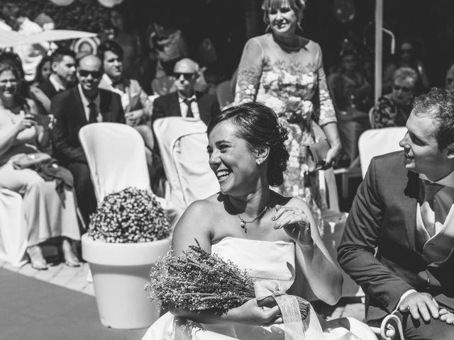 La boda de Miguel y Eva en Cadreita, Navarra 52