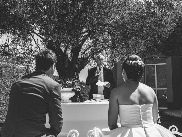 La boda de Miguel y Eva en Cadreita, Navarra 55