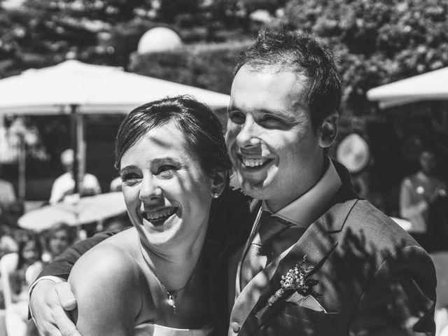 La boda de Miguel y Eva en Cadreita, Navarra 61