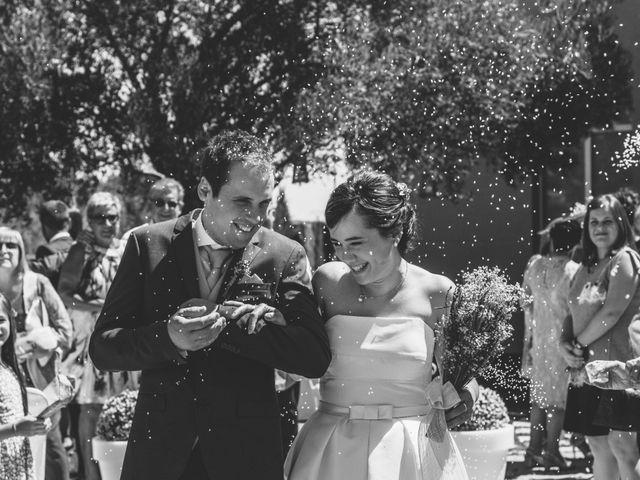 La boda de Miguel y Eva en Cadreita, Navarra 2