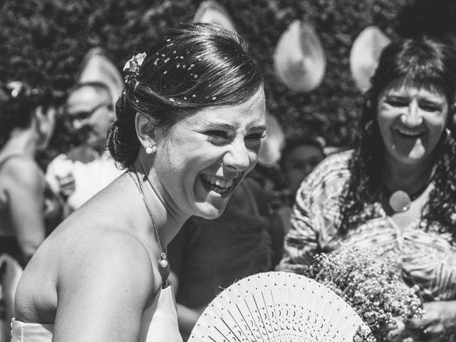 La boda de Miguel y Eva en Cadreita, Navarra 64