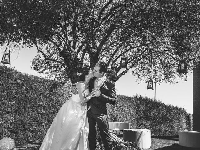 La boda de Miguel y Eva en Cadreita, Navarra 65