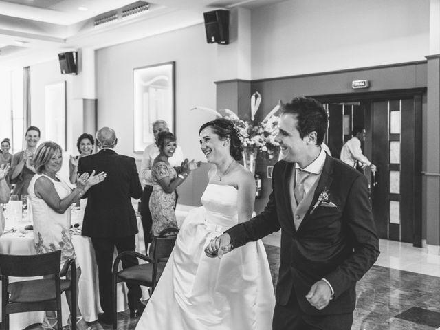 La boda de Miguel y Eva en Cadreita, Navarra 68
