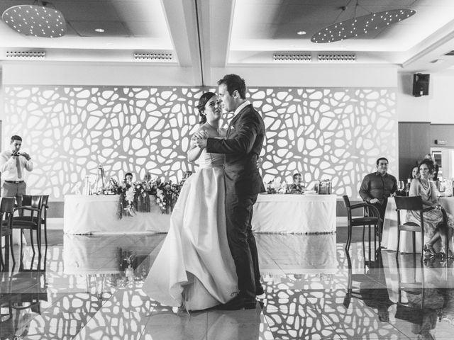 La boda de Miguel y Eva en Cadreita, Navarra 73