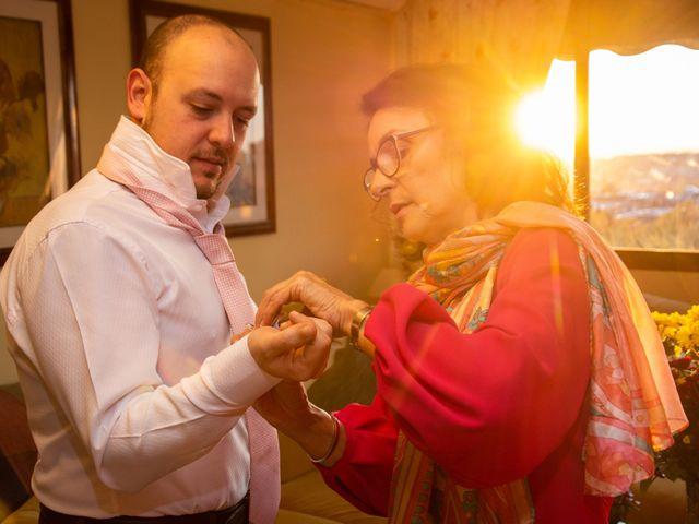 La boda de Rubén y Angella en Madrid, Madrid 6