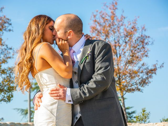 La boda de Angella y Rubén