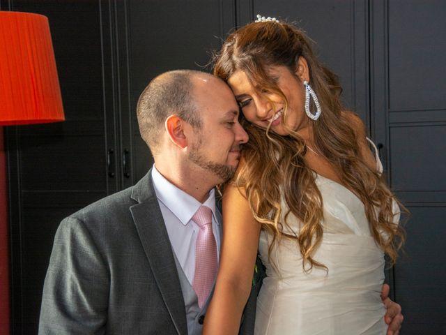 La boda de Rubén y Angella en Madrid, Madrid 34