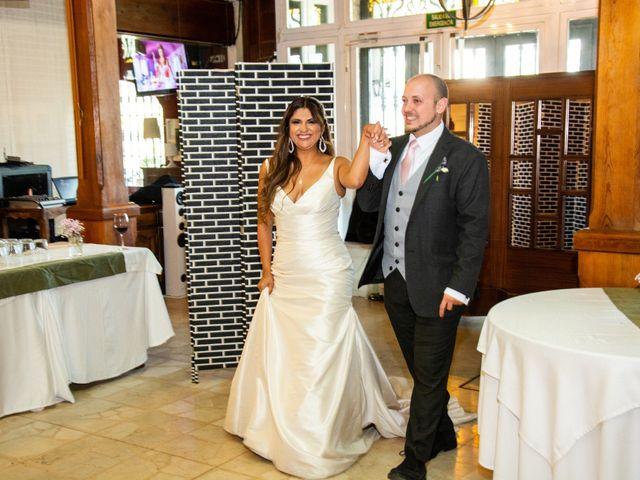 La boda de Rubén y Angella en Madrid, Madrid 37