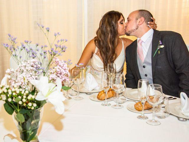 La boda de Rubén y Angella en Madrid, Madrid 41