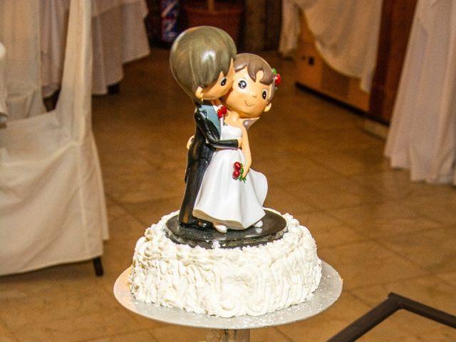 La boda de Rubén y Angella en Madrid, Madrid 45