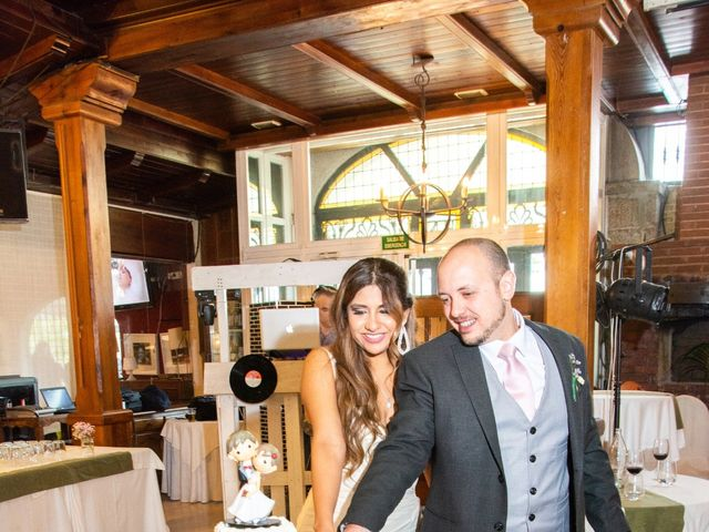 La boda de Rubén y Angella en Madrid, Madrid 46