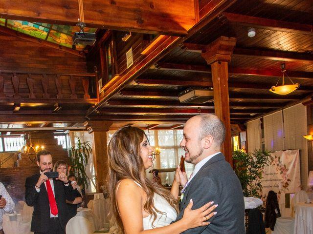 La boda de Rubén y Angella en Madrid, Madrid 47