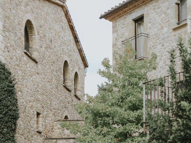 La boda de Aitor y Coral en Fares, Girona 6