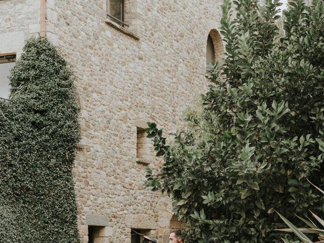 La boda de Aitor y Coral en Fares, Girona 27