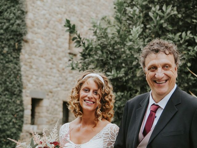 La boda de Aitor y Coral en Fares, Girona 30
