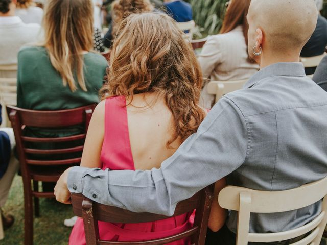 La boda de Aitor y Coral en Fares, Girona 33
