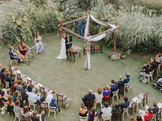 La boda de Aitor y Coral en Fares, Girona 34