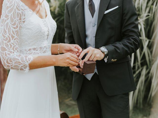 La boda de Aitor y Coral en Fares, Girona 35