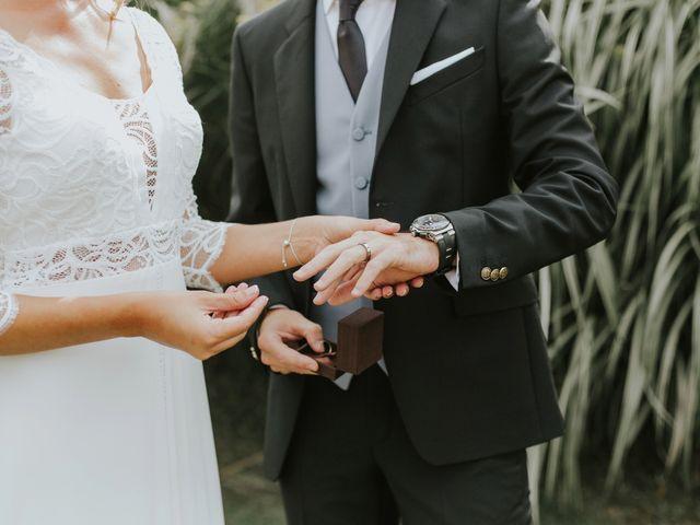La boda de Aitor y Coral en Fares, Girona 37