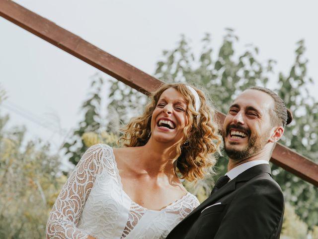 La boda de Aitor y Coral en Fares, Girona 40