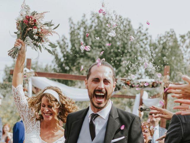 La boda de Aitor y Coral en Fares, Girona 41