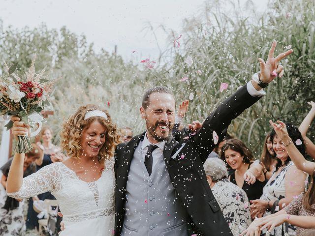 La boda de Coral y Aitor