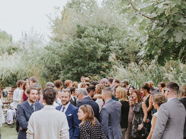 La boda de Aitor y Coral en Fares, Girona 45