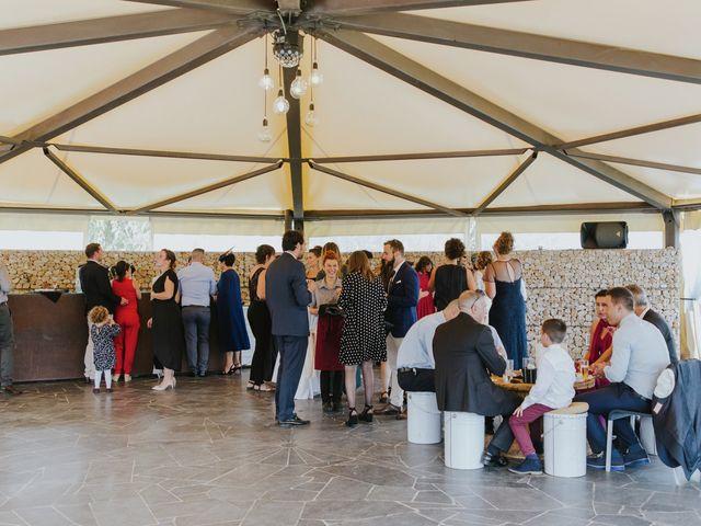 La boda de Aitor y Coral en Fares, Girona 51
