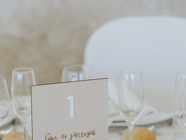 La boda de Aitor y Coral en Fares, Girona 53
