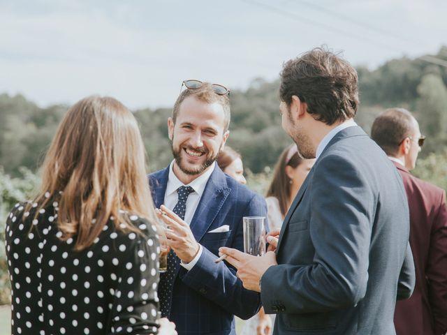 La boda de Aitor y Coral en Fares, Girona 54