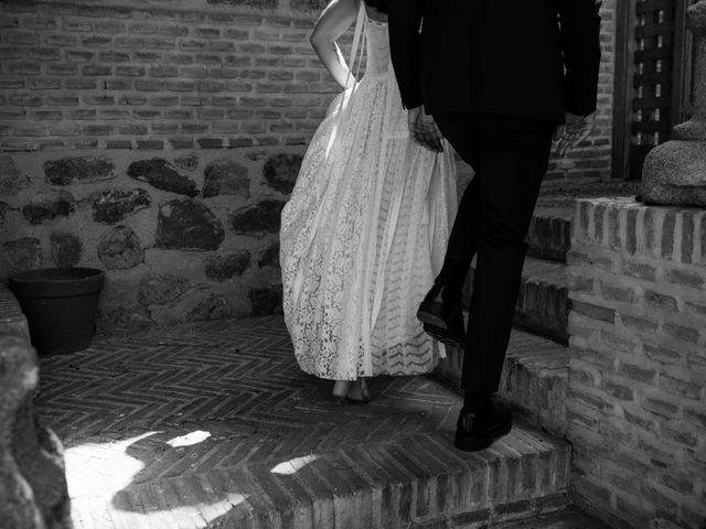 La boda de Eusebio y María en Toledo, Toledo 4
