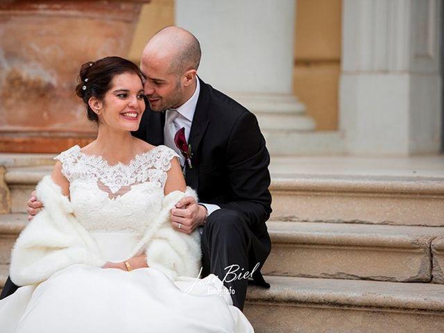 La boda de Astrid y Raül