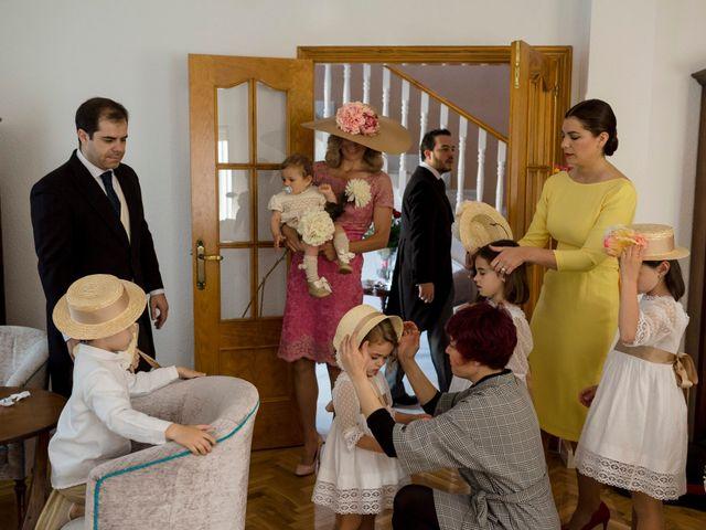 La boda de Eduardo y Cristina en Ciudad Real, Ciudad Real 12
