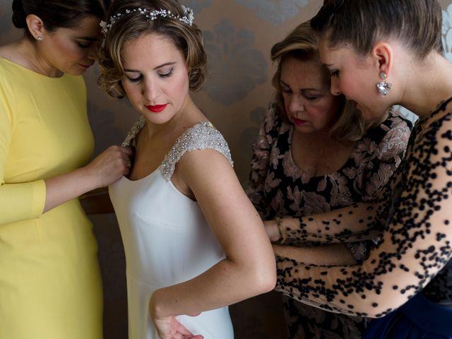 La boda de Eduardo y Cristina en Ciudad Real, Ciudad Real 13
