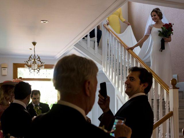 La boda de Eduardo y Cristina en Ciudad Real, Ciudad Real 21