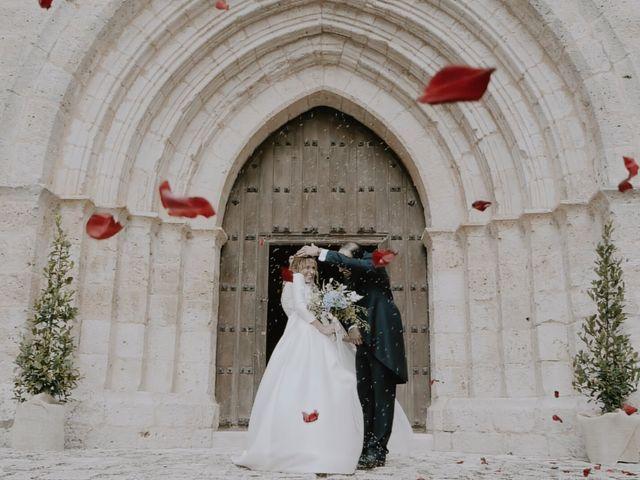 La boda de Raquel y Juan en Castrillo De Duero, Valladolid 6