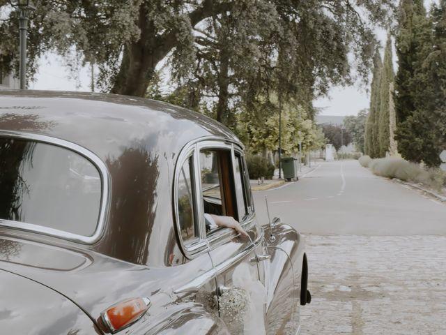 La boda de Raquel y Juan en Castrillo De Duero, Valladolid 8