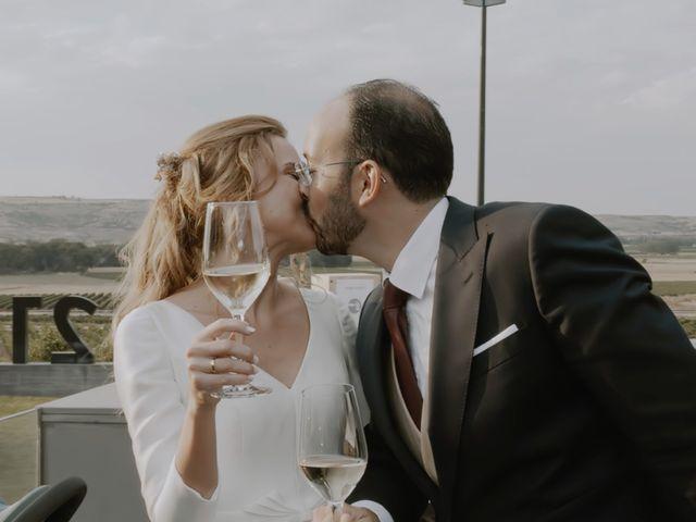 La boda de Raquel y Juan en Castrillo De Duero, Valladolid 13