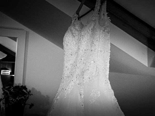 La boda de Toni y Patri en Pontevedra, Pontevedra 1