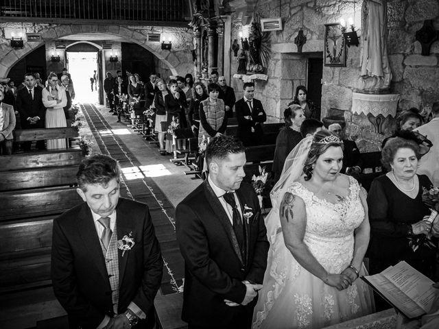La boda de Toni y Patri en Pontevedra, Pontevedra 6