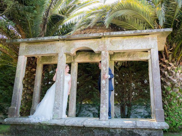 La boda de Toni y Patri en Pontevedra, Pontevedra 12