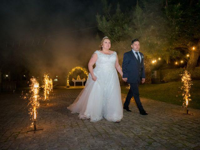 La boda de Toni y Patri en Pontevedra, Pontevedra 18