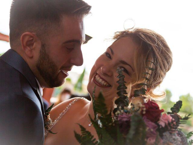 La boda de Marc y Noelia en L' Ametlla De Mar, Tarragona 11