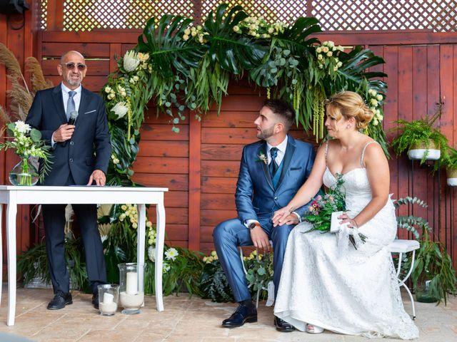 La boda de Marc y Noelia en L' Ametlla De Mar, Tarragona 12